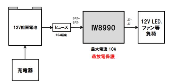 接続回路図
